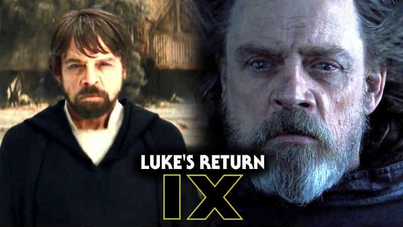 Star Wars Episodio IX: Mark Hamill sul set senza barba. I perché…