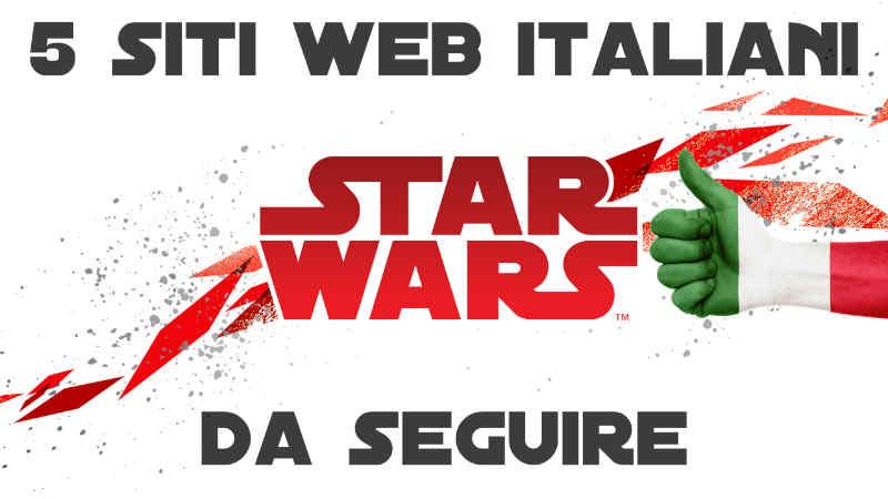 star wars italia logo fan siti web web site migliori portali canali facebook twitter logo seguire