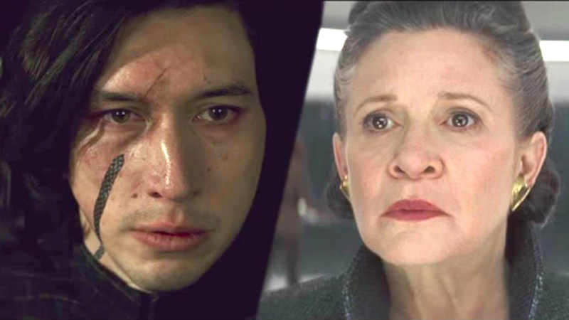 Star Wars: perché Kylo Ren non spara contro Leia? Lo spiega il libro