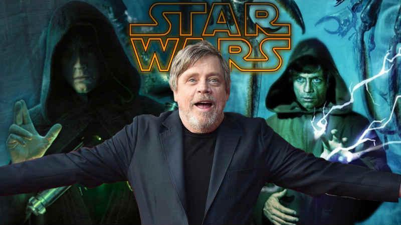 Star Wars: Mark Hamill non parlerà di Episodio IX per colpa nostra