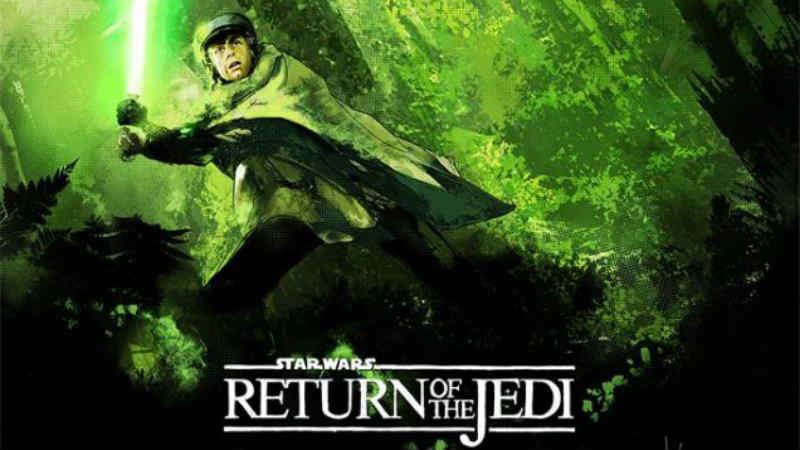 Star Wars: Mondo svela l'ultimo poster del Ritorno dello Jedi di Jock