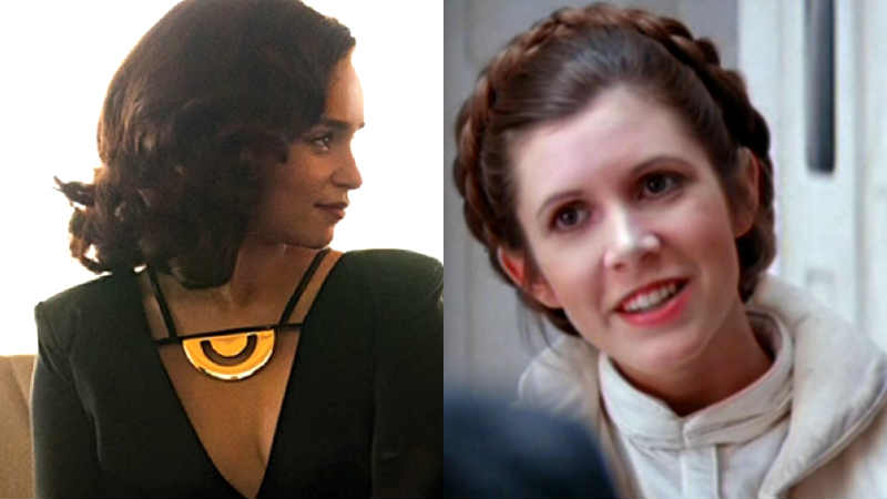 Star Wars: Leia sapeva di Qi'ra? Svelati i pensieri di Han sulla sua ex