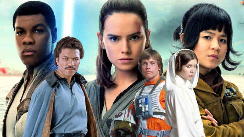 """Star Wars - Un fan: """"non è una saga per razzisti, maschilisti e omofobi""""."""
