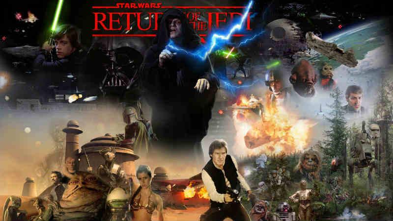Star Wars Il Ritorno dello Jedi