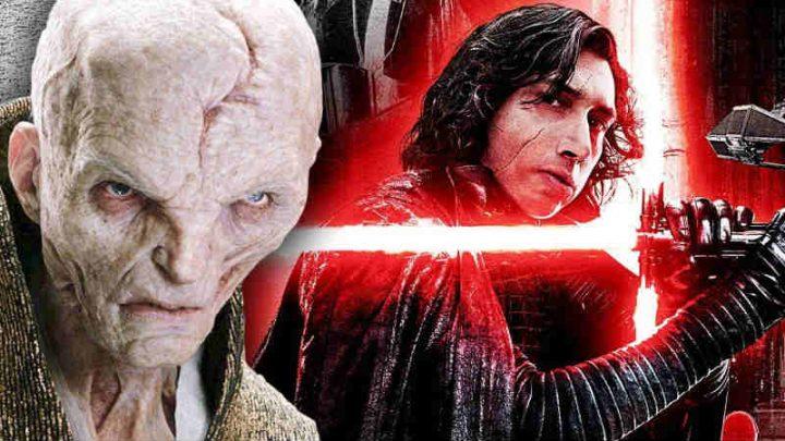 Star Wars: i pensieri di Snoke su Kylo Ren e sul suo ruolo spiegati nel libro