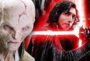 Star Wars: Snoke è vivo. La teoria di un noto sito web chiarisce il perché