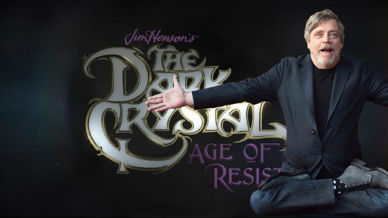 "The Dark Crystal: Age of Resistance ingaggia ""le star"" di Star Wars"