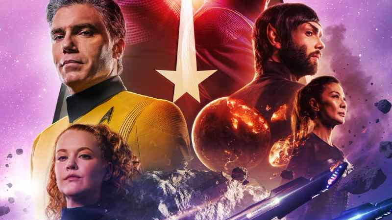 Star Trek Discovery Stagione 2 Star Wars