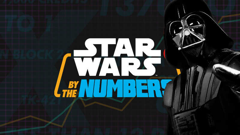 Star Wars By the Numbers: il nuovo show ufficiale è su Youtube