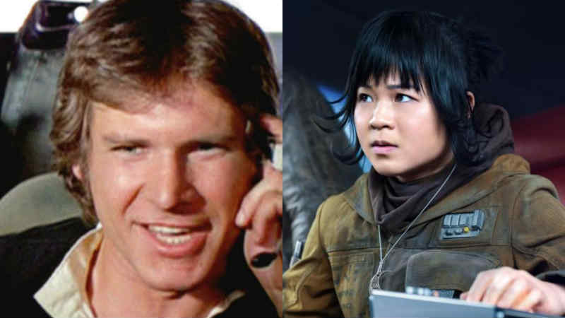 han solo rose tico star wars frase