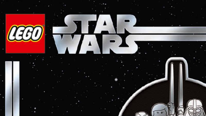lego star wars logo 20 anni
