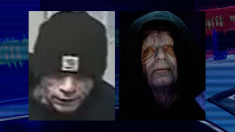 "STAR WARS: Darth Sidious ""il bandito"" fermato con la Forza? (VIDEO)"