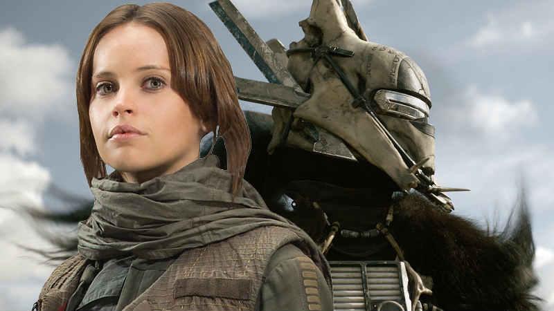Star Wars: il racconto dell'incontro tra Enfys Nest e Jyn Erso