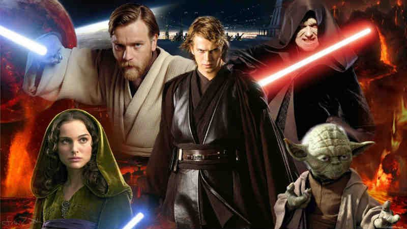 Star Wars episodio III vendetta dei sith film