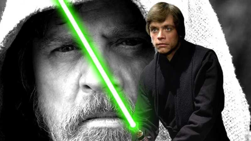 star wars mark hamill esperimento social sondaggio luke skywalker the last jedi gli ultimi jedi return of the jedi ritorno dello jedi star wars 9