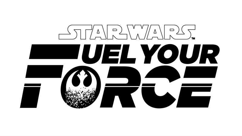 star wars fuel your force logo