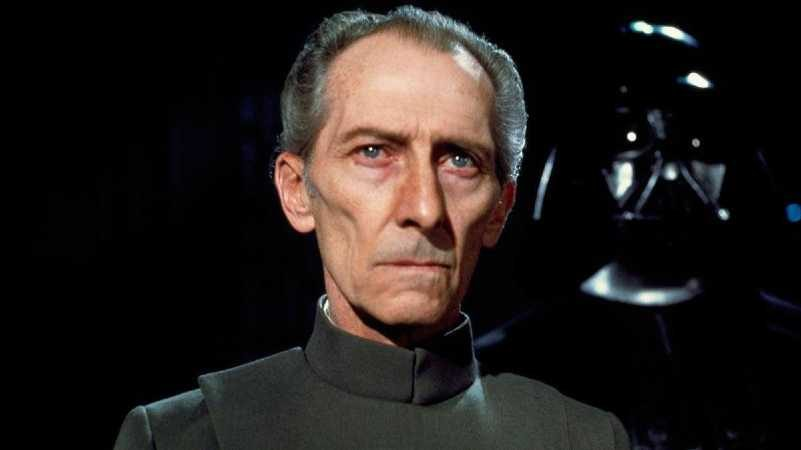 star wars grand moff tarkin foto