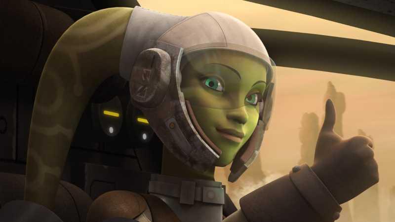 Star Wars: tornerà Hera Syndulla. Il suo ruolo nella Nuova Repubblica
