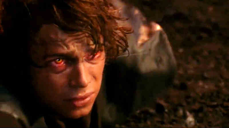 star wars lato oscuro anakin skywalker darth vader motivi
