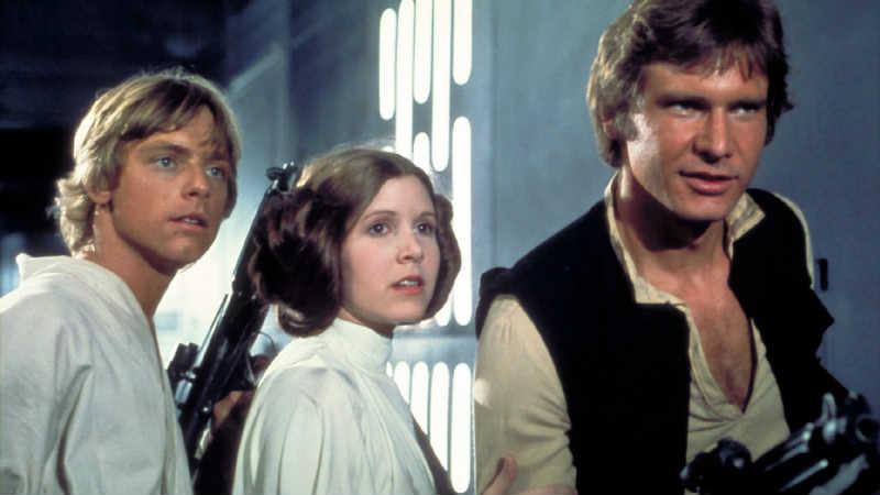 Star Wars: Mark Hamill svela come immaginava la riunione tra Luke e Han