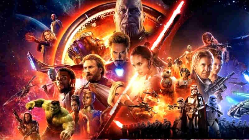 star wars marvel cinematic universe