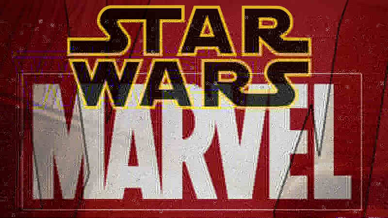 star wars marvel comics logo fumetti disney