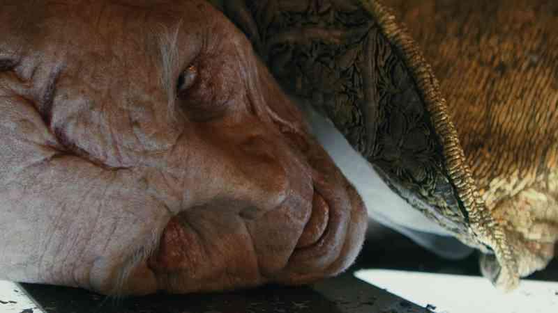 star wars snoke morto gli ultimi jedi episodio 8 VIII