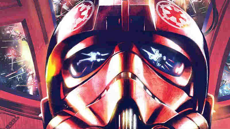 star wars tie fighter marvel comics fumetto serie