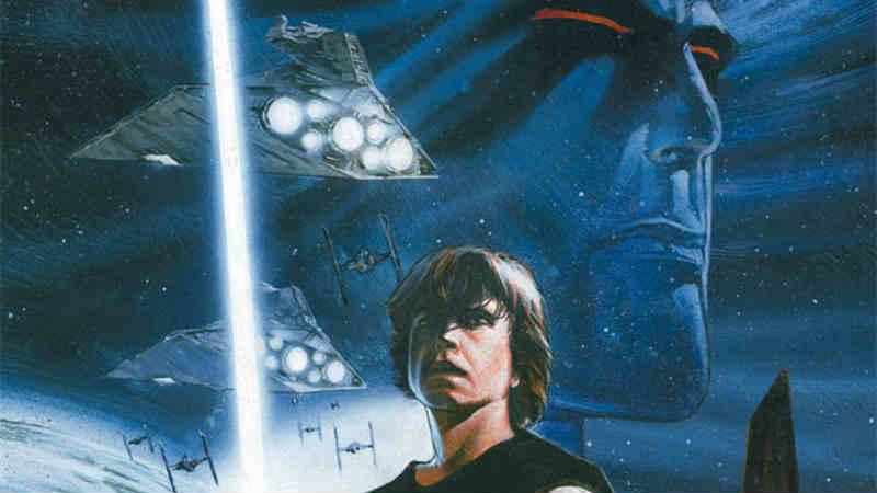 Star Wars Legends La trilogia di Thrawn 1 erede impero panini comics fumetti