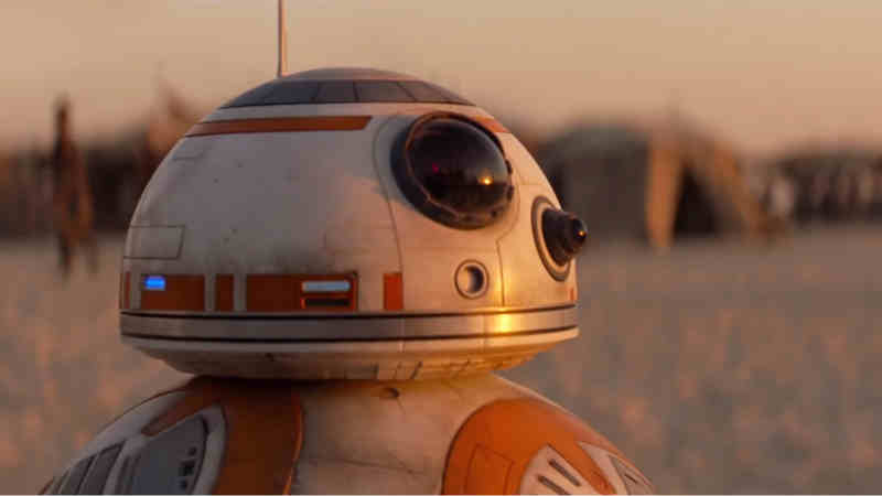 bb-8 star wars episodio IX 9