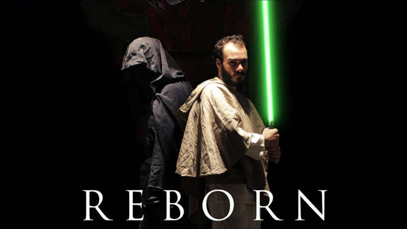 reborn a star wars fan film video youtube arkadia