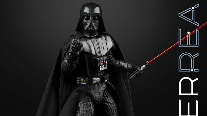 Nuova WarsHasbro Della Star Vader Darth Svela Linea Hyperreal SMzUVp