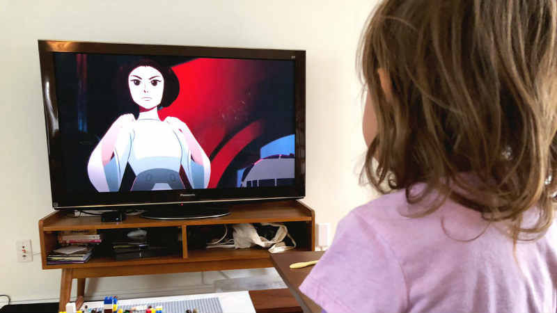 Star Wars: una bimba si innamora di Leia e la mamma impazzisce di gioia