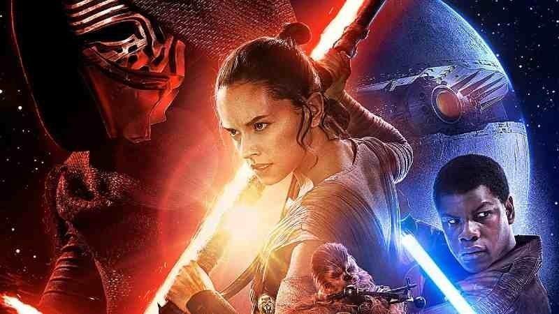 Star Wars il risveglio della forza episodio vii 7