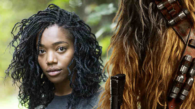 star wars naomi ackie episodio ix 9