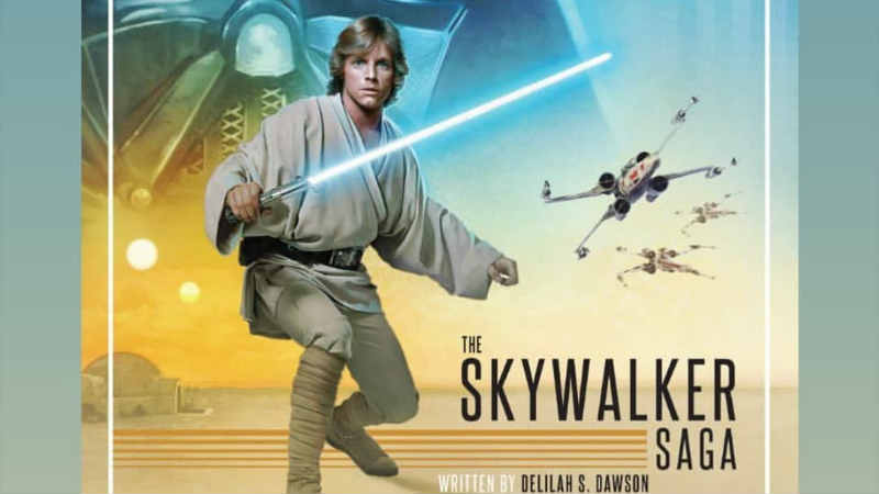 the skywalker saga libro storybook Delilah S. Dawson
