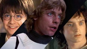 Adam Gidwitz Star Wars Harry Potter Luke Skywalker Frodo