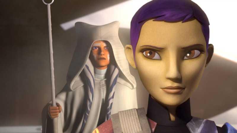 Star Wars Rebels Finale Sabine-Wren Ahsoka-Tano