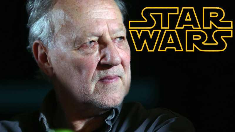 Star Wars The Mandalorian Werner Herzog ruolo