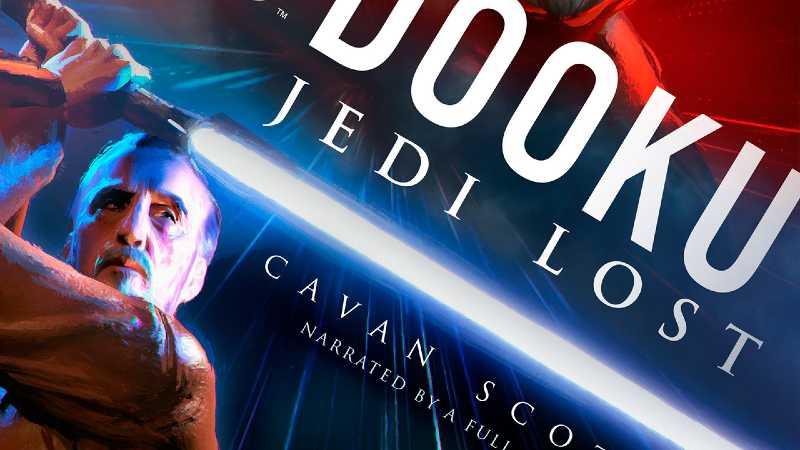 dooku jedi lost star wars audio libro
