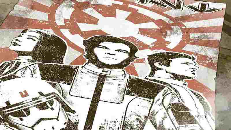 han solo imperial cadet 5 marvel comics