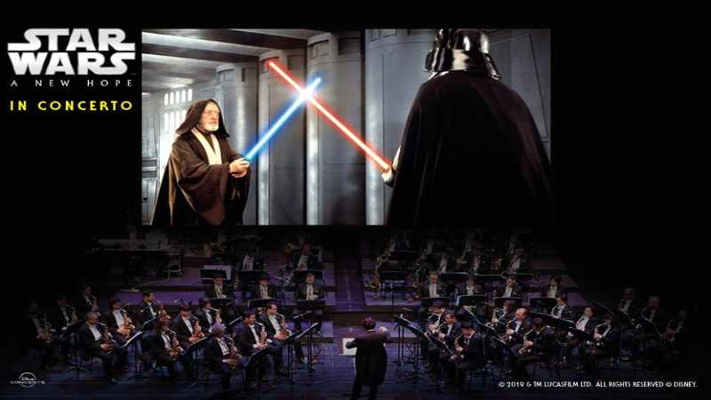 star wars a new hope concerto italia