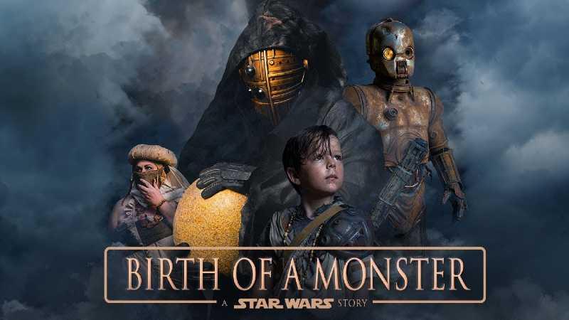 star wars birth of a monster fan film