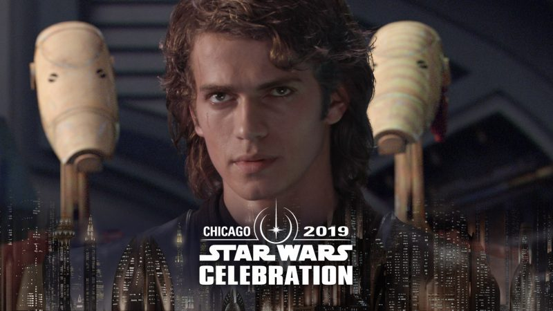 star wars celebration 2019 chicago ospiti anakin