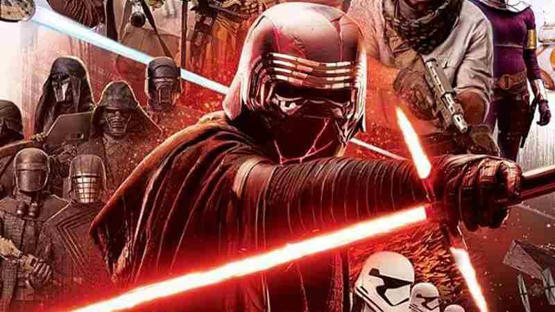 Star Wars episodio IX poster hd