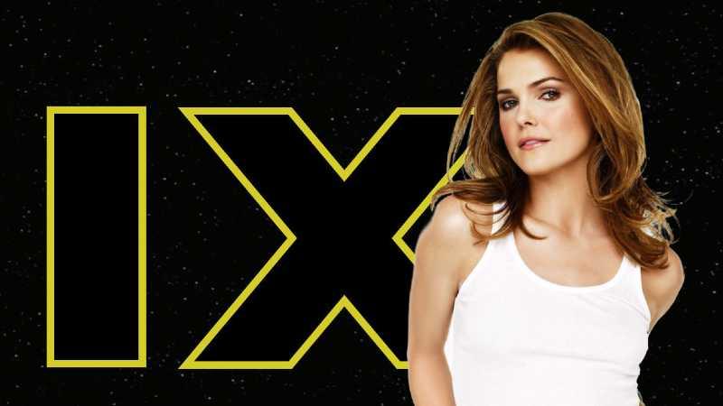 Star Wars episodio ix keri russell ruolo