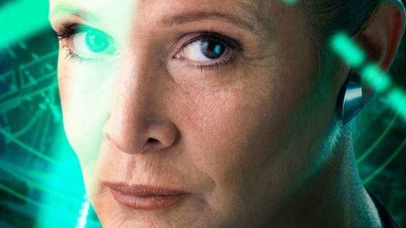 Star Wars generale leia organa resistenza ribellione differenze
