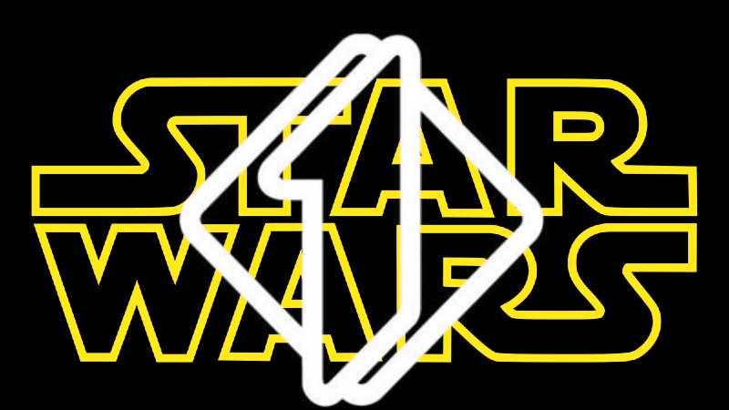 star wars italia 1 uno la saga programmazione tv logo
