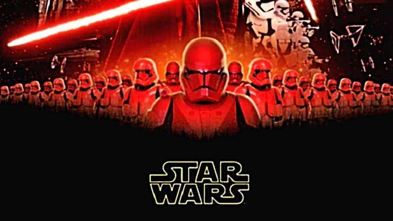 star wars stormtrooper rossi cloni episodio ix