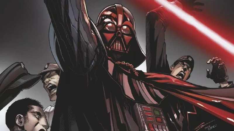 vader dark visions 2 marvel comics